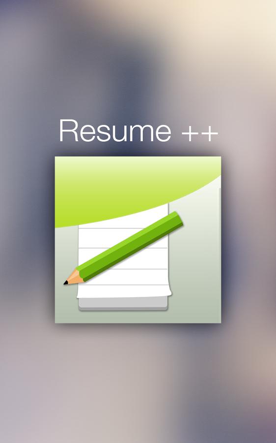 Resume++