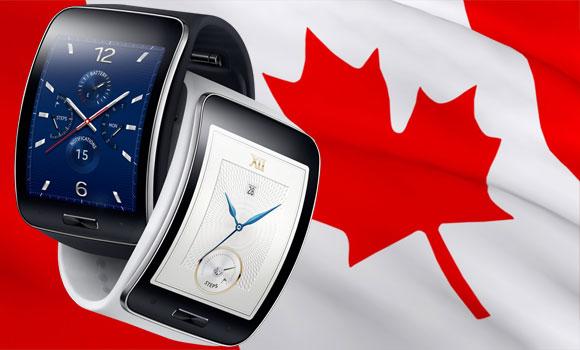 Samsung Gear S Canada