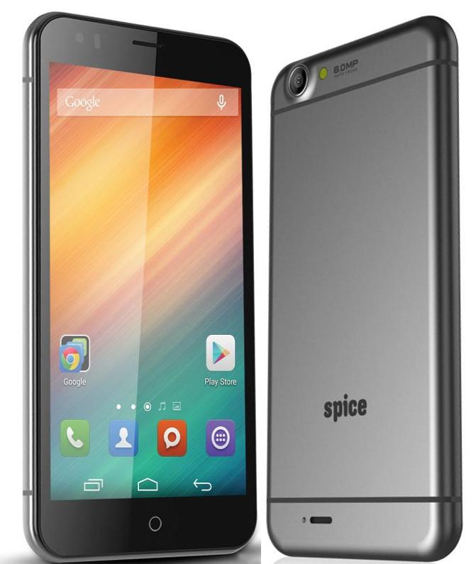 Spice Mi-549 - Spice fHD Phone