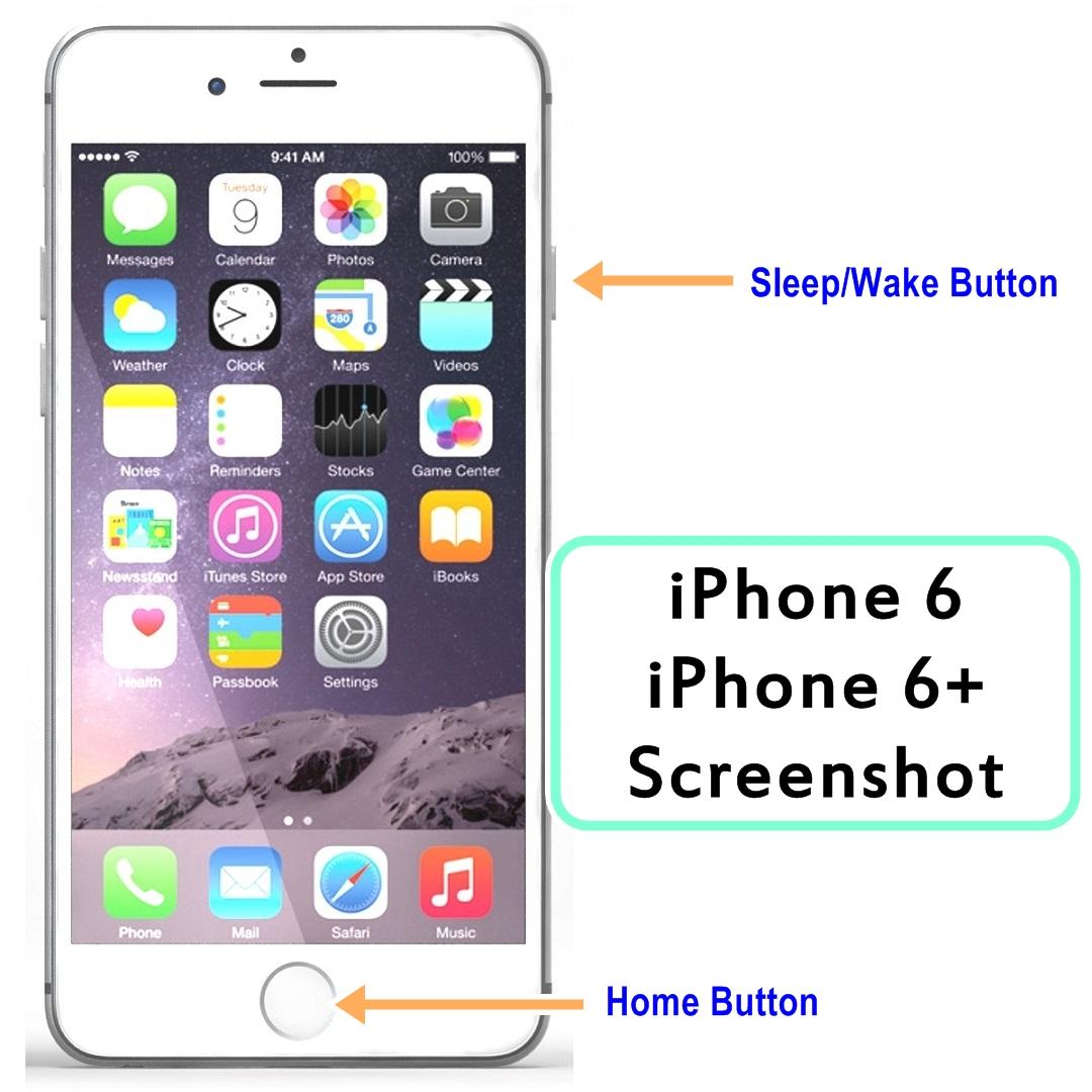 iPhone 6 Screenshot