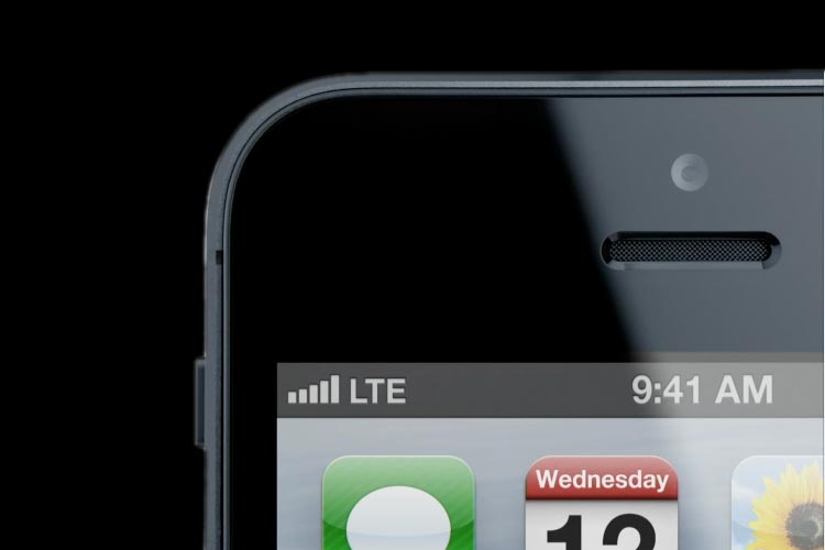4G LTE on iPhone