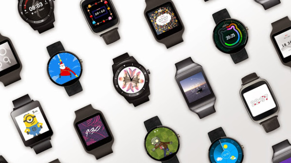 Android Wear Lollipop Update