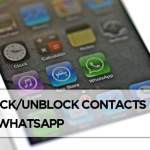 How to Block WhatsApp Contacts on iPhone, iPad