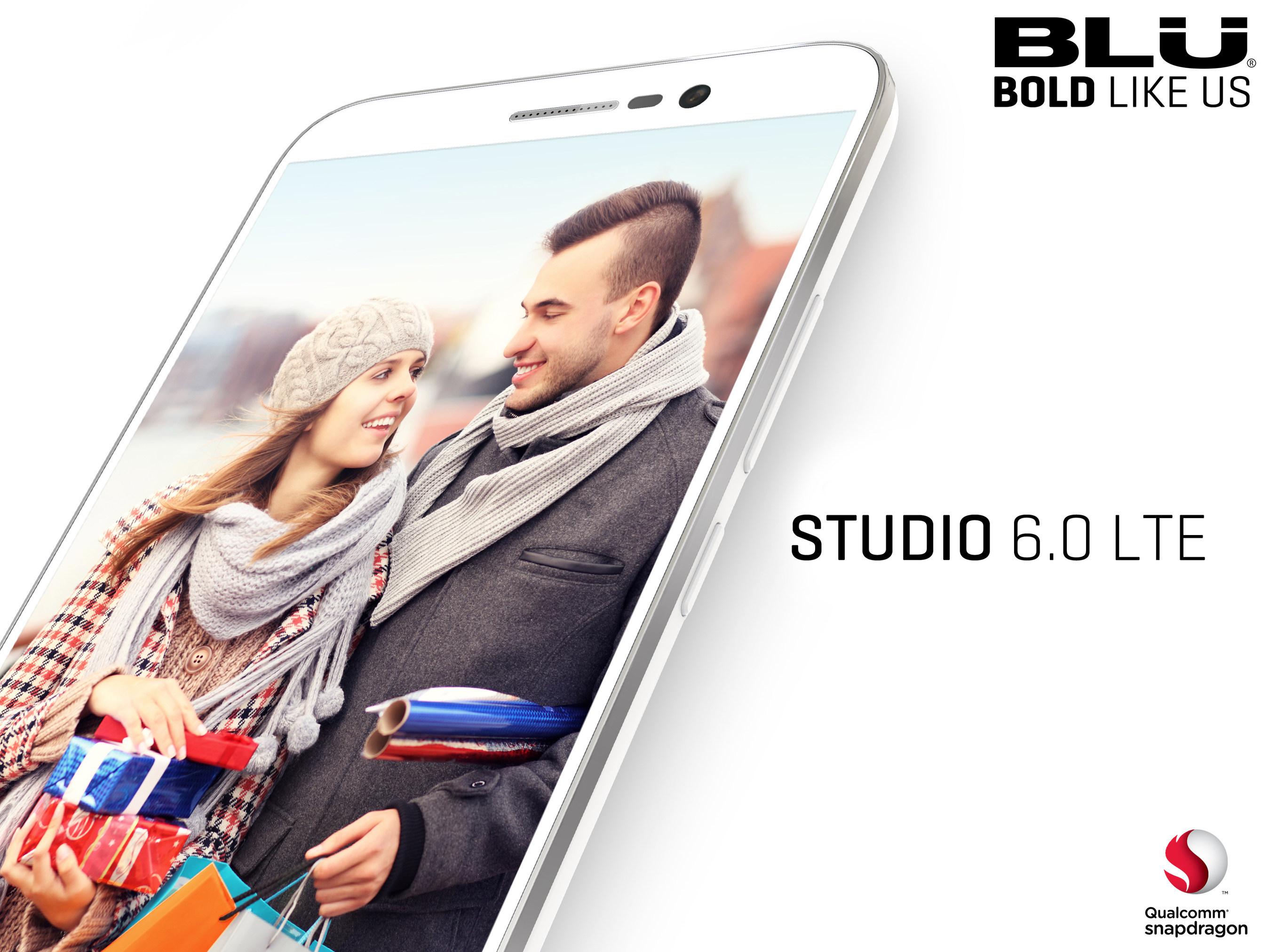 BLU STUDIO 6.0 LTE