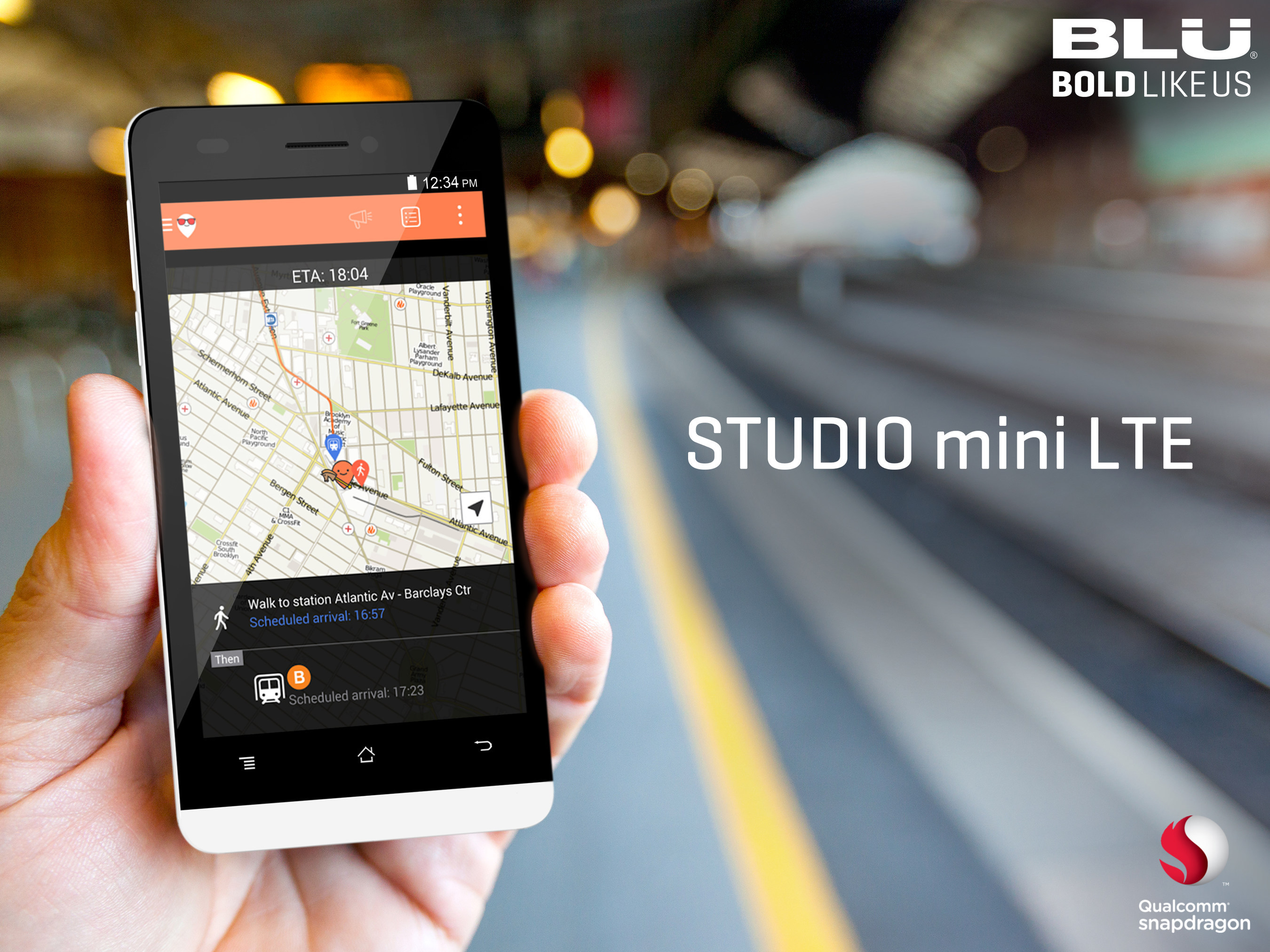 Blu Studio Mini LTE