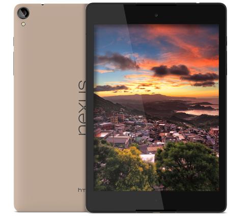 HTC Nexus 9 - Lollipop tablet