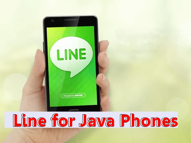 Line for Java Phones