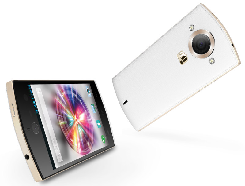 Micromax Canvas Selfie Phone