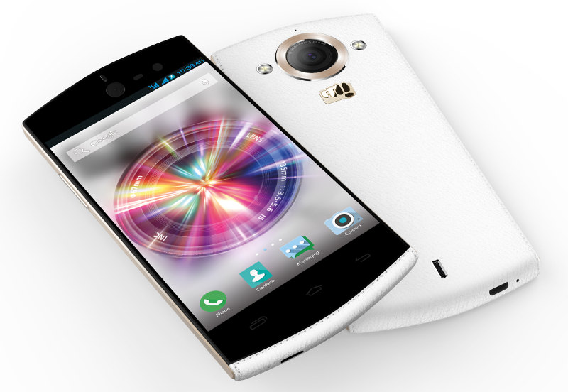 Micromax Canvas Selfie Phone