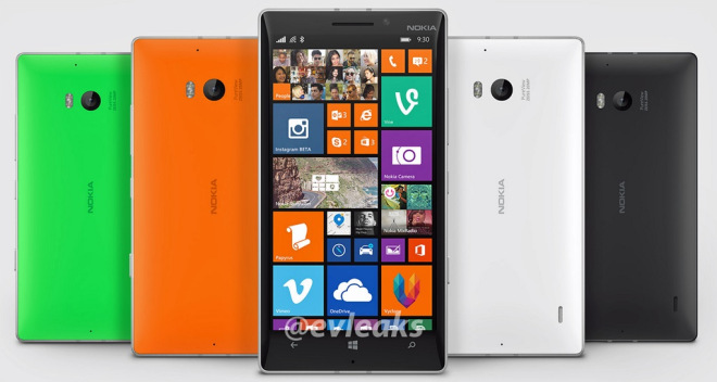 Nokia Windows Phone 10