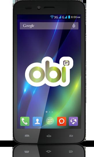 Obi Boa S503 Phone