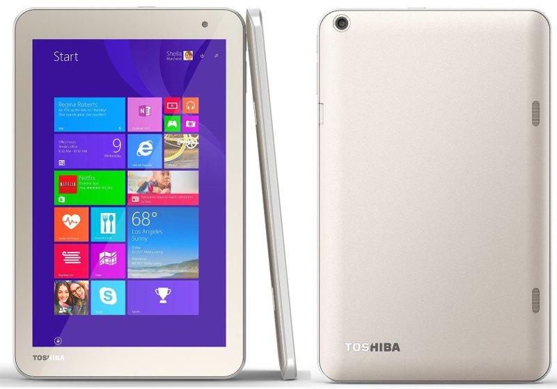Toshiba Windows Tablet