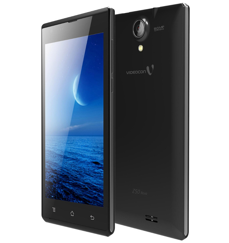 Videocon Infinium Z50 Black