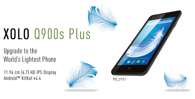 Xolo Q900s Plus Phone
