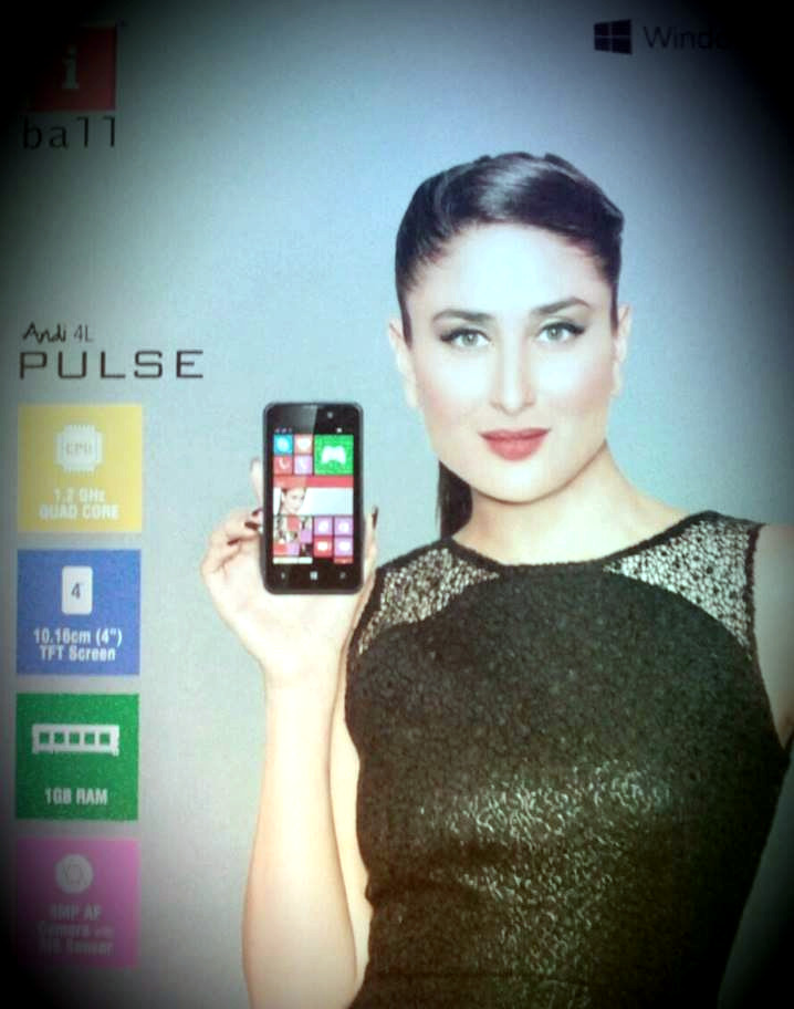 iBall Andi 4L Pulse