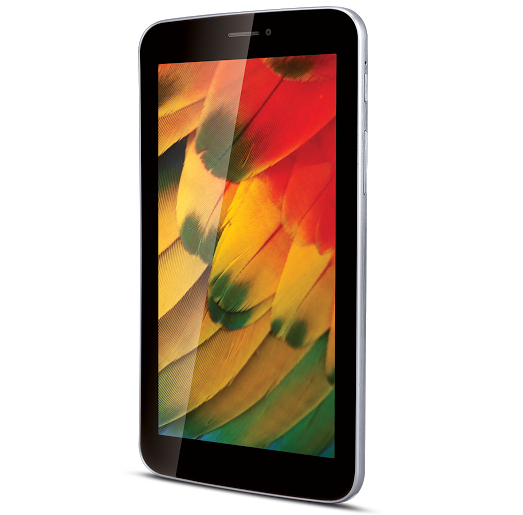 iBall Slide 3G Q7218 - iBall 3G voice calling tablet