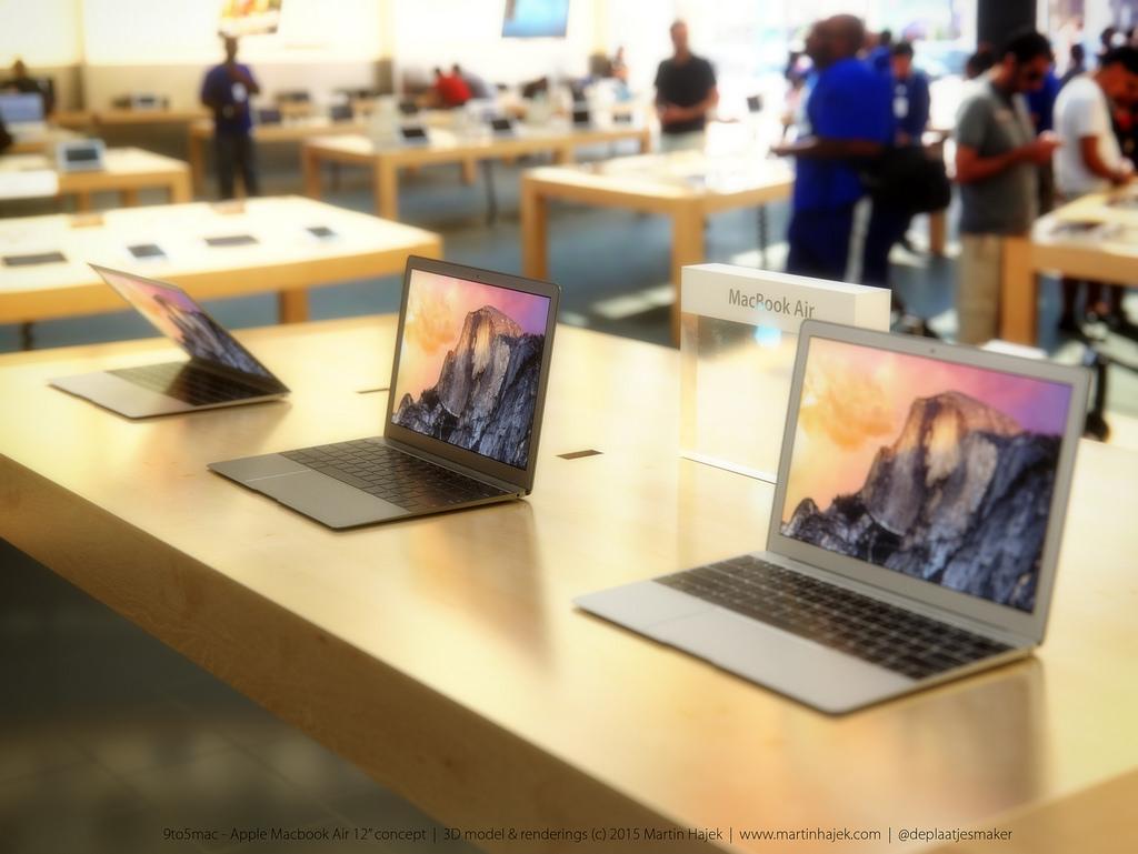 12 Inch MacBook Air Retina