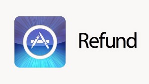 App Refund from App Store