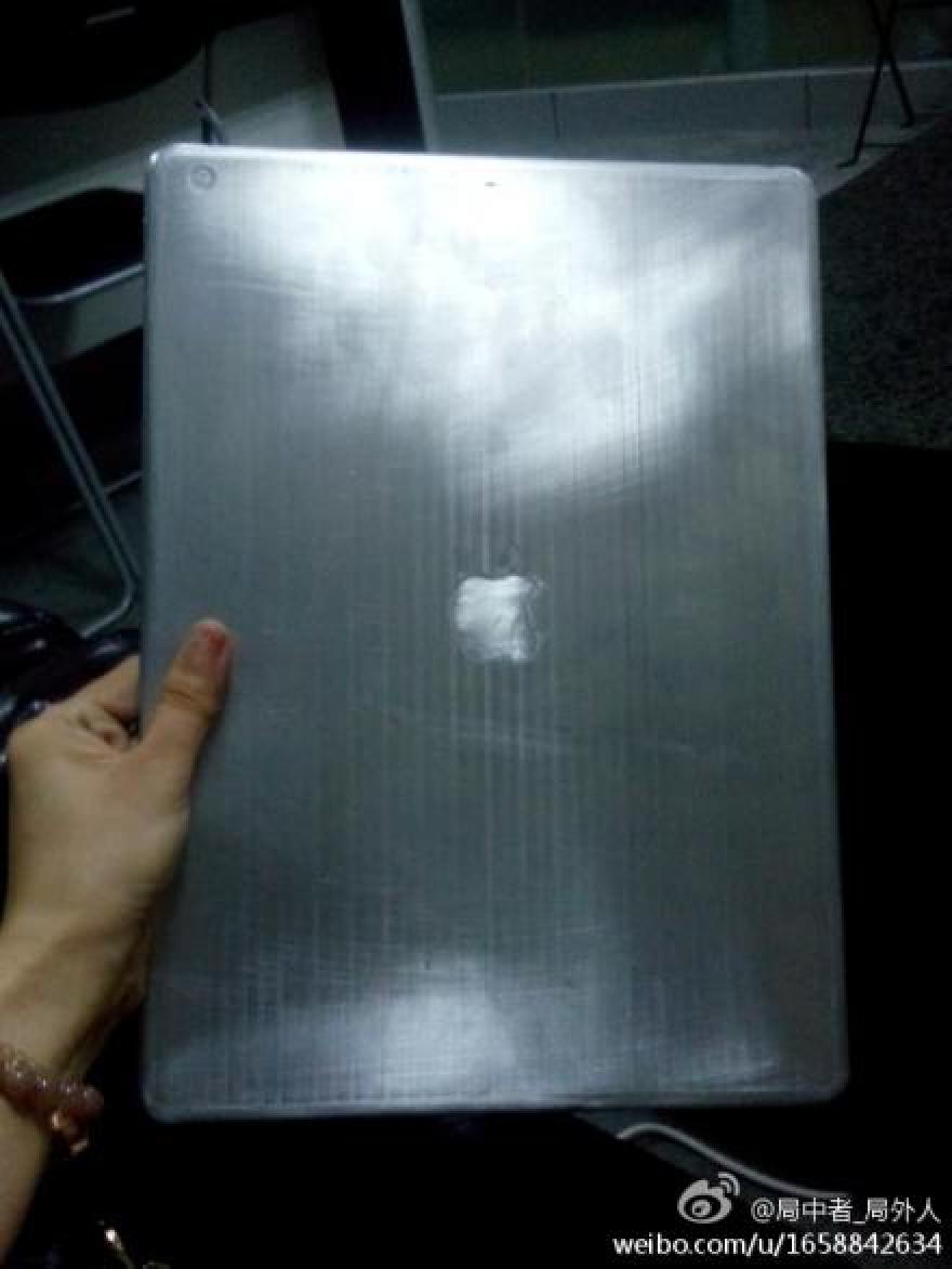 Apple iPad Pro Mockup