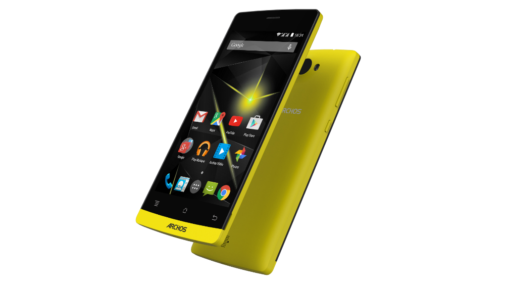 Archos Octa Core phone