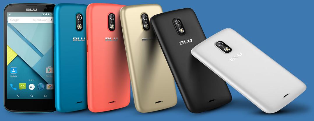 Blu Studio G Phone