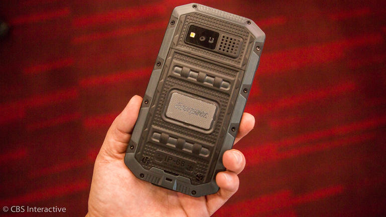 Energizer Energy 500 - Energizer Rugged Phone