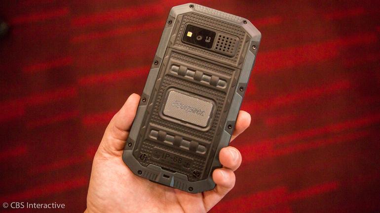 Energizer Energy 500 - Energizer Rugged Phone