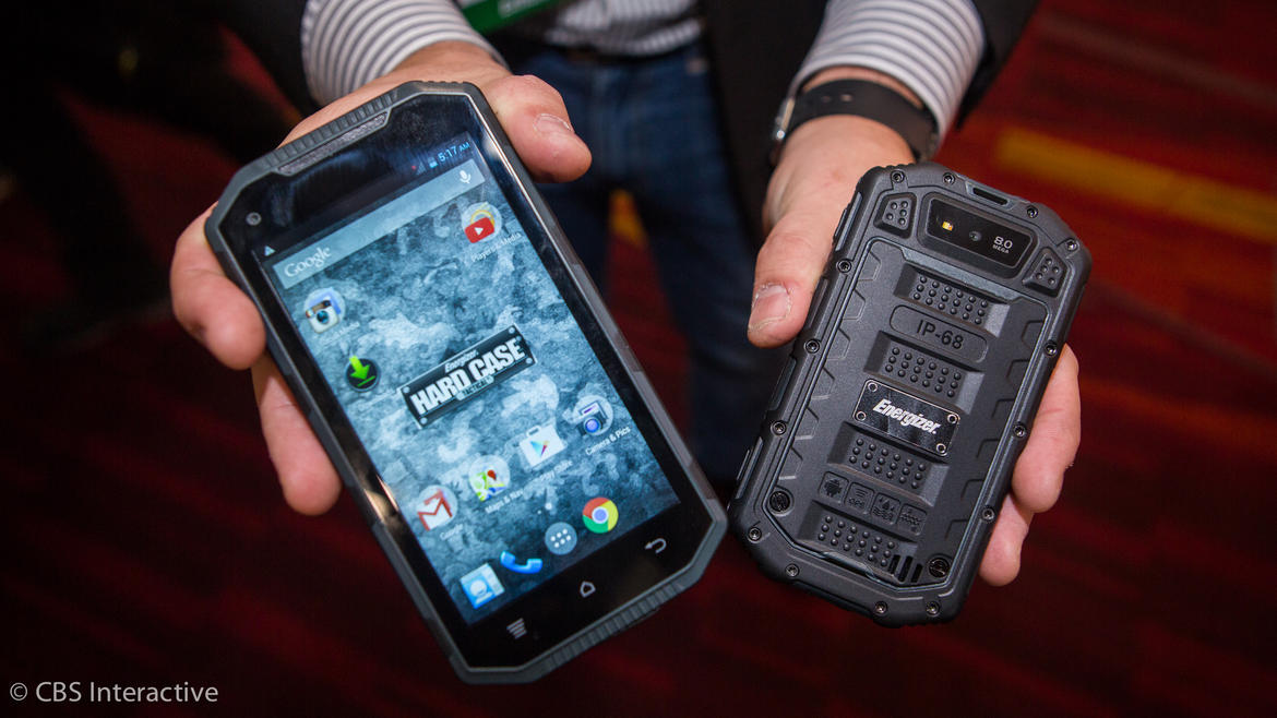Energizer Rugged Phone