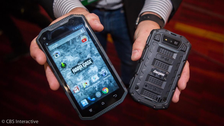 Energizer Rugged Phone