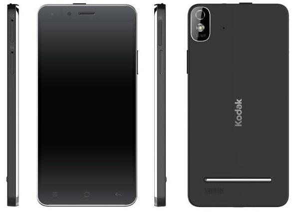 Kodak IM5 - Kodak Android Phone