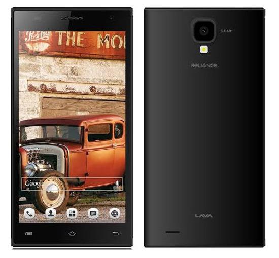 Lava EG932 Phone