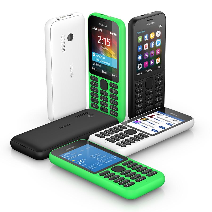 Nokia 215 Phone