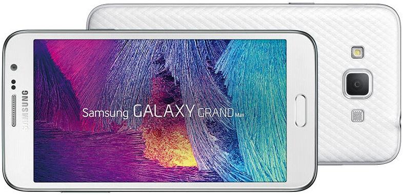 Samsung Galaxy Grand Max Phone
