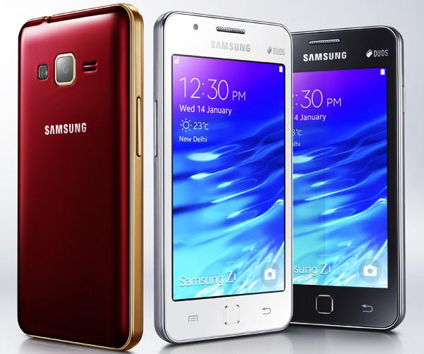 Samsung Tizen Phone