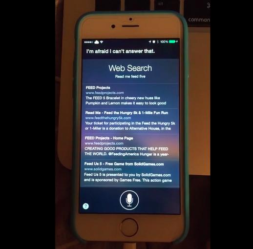 SiriAder - RSS Reader for Siri