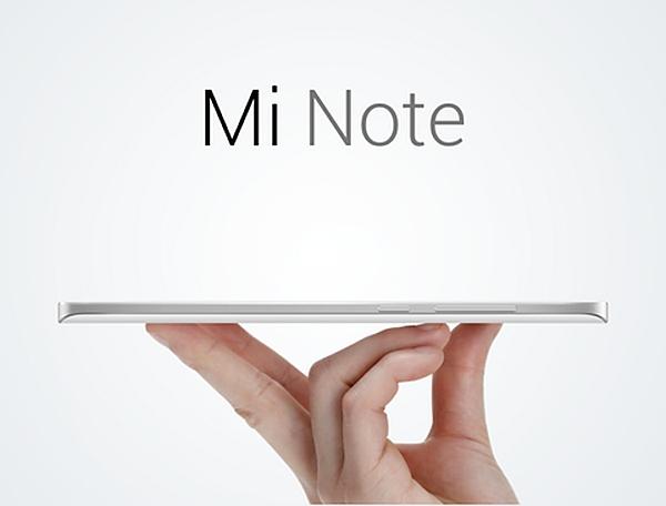 Xiaomi Mi Note Black