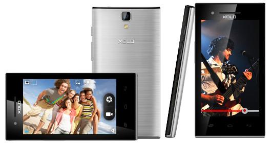 Xolo Q520s phone