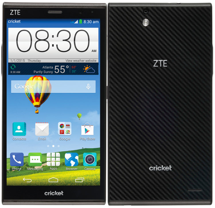 Heated Cooled zte grand max 3 cricket Coach