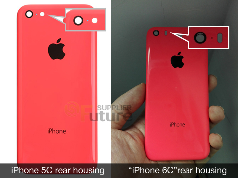 iPhone 6 Rear Housing