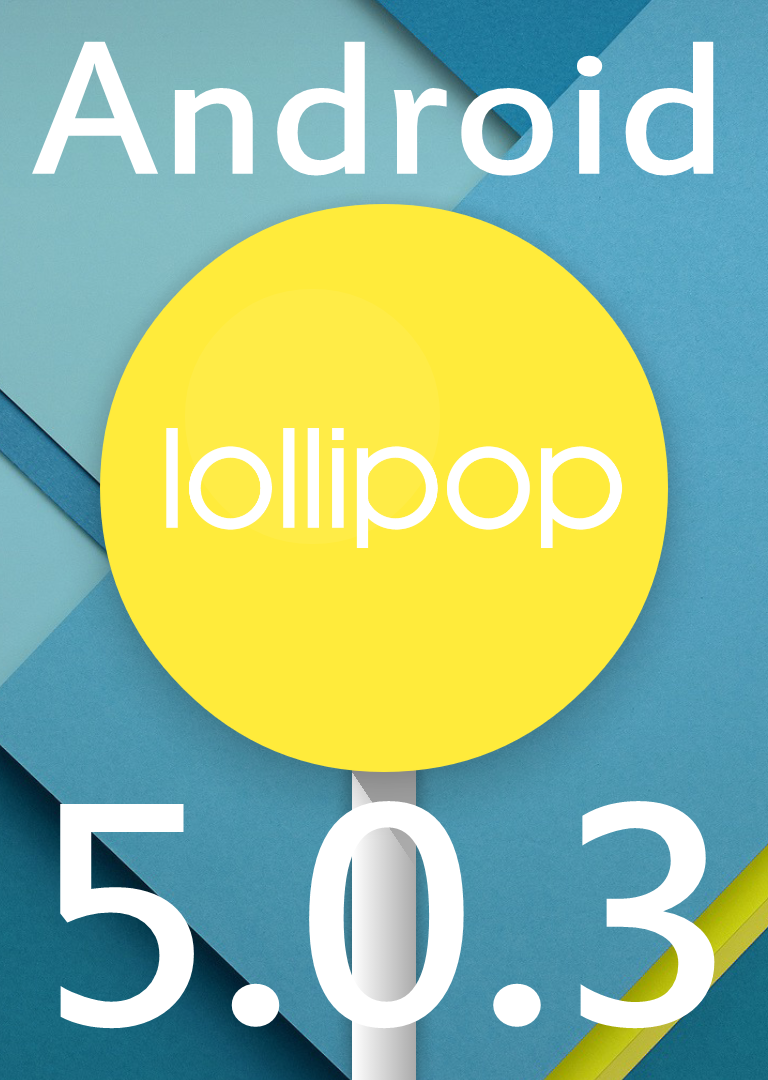 Android 5.0.3 Lollipop