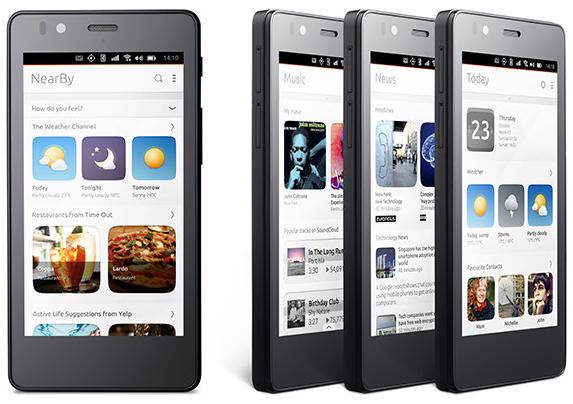 BQ Aquaris E4.5 - BQ Ubuntu Phone