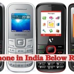 10 Best Mobile Phone Below Rs 1000 in India