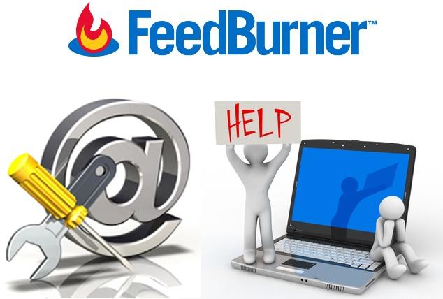 Feedburner Error Fix