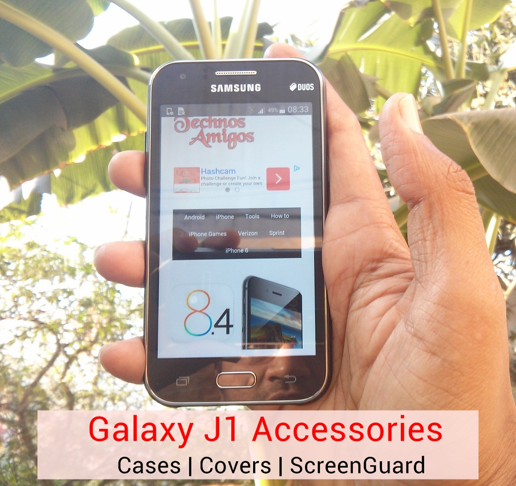 Galaxy J1 Cases, Covers