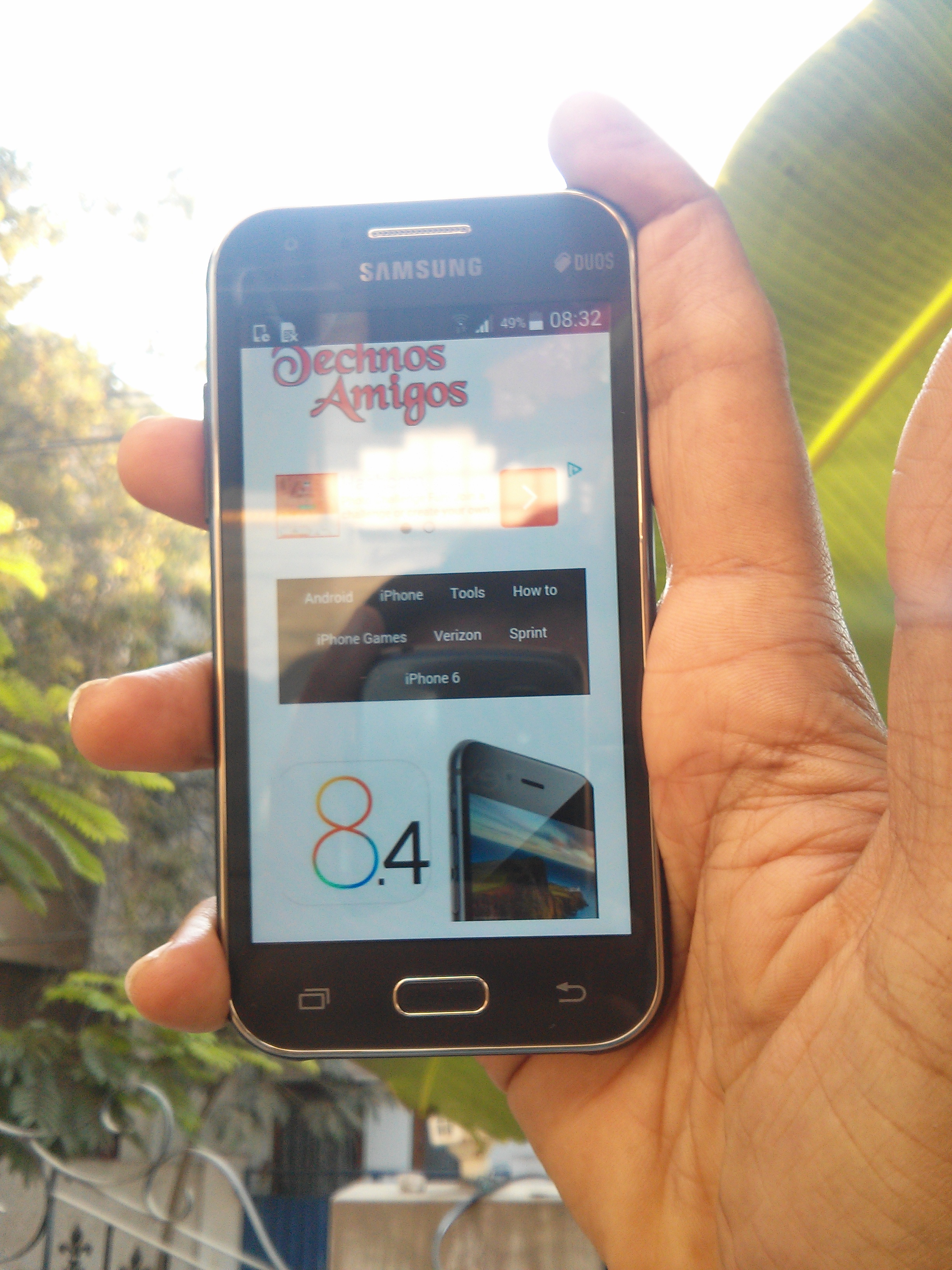 Samsung Galaxy J1 Review – Average Budget Phone at 7K