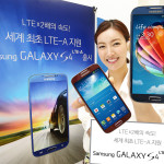 Samsung Galaxy S4 LTE-A gets Android Lollipop Update