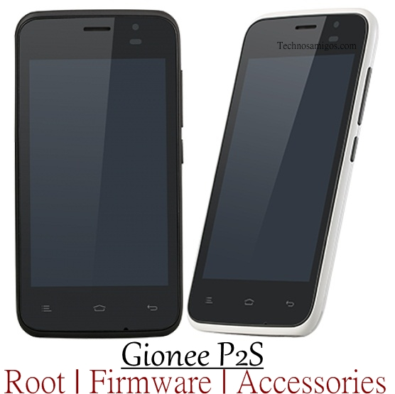 Gionee P2S Root