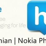 Download Hike for Symbian, Asha Phones
