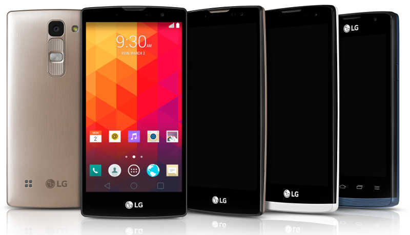 LG Leon - LG Lollipop Phone