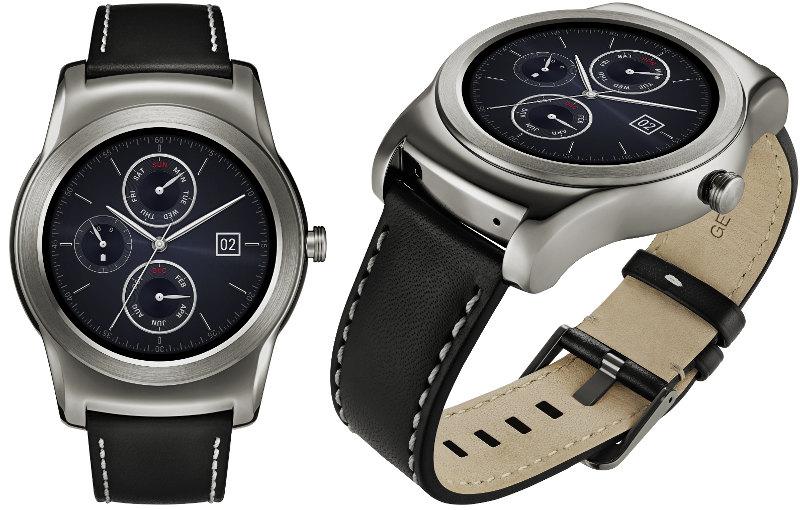 LG Watch Urbane Metal